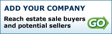 List Your Estate Sale Company