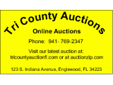 Tri County Auction