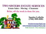 Two Sisters Estate Services