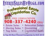 Estate Sales By Olga LLC (Estate Liquidation Co.)