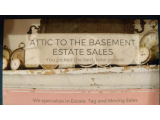 Attic to the Basement Estate Sales