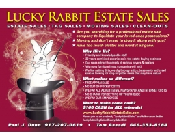 Lucky Rabbit Estate Sales