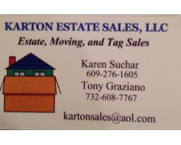 Karton Estate Sales, L.L.C.