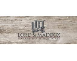 Lord and Maddox Auction, Estates, and Liquidations