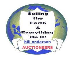 BILL ANDERSON AUCTIONEERS LLC