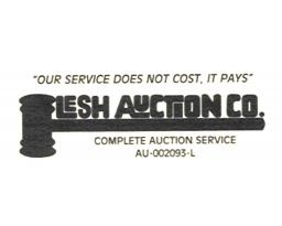 LESH AUCTION CO.