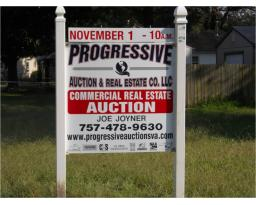 Progressive Auction and Real Estate Co. LLC