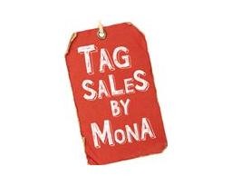 Tag Sales by Mona