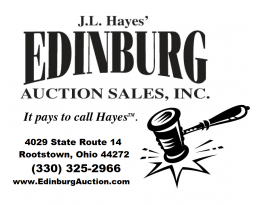 Edinburg Auction Sales, Inc.