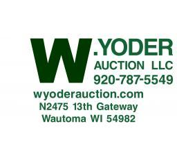 W. Yoder Auction LLC.