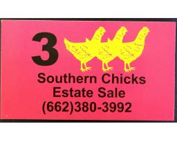 3 Southern Chicks Estate Sales