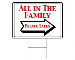 All in the Family Estate Sales, LLC