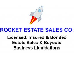 ROCKET ESTATE SALES CO.