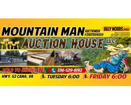 Mountain Man Auction House LLC