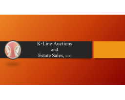 K-Line Auctions and Estate Sales LLC