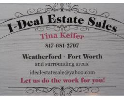 I-Deal Estate Sales