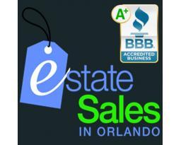 Estate Sales In Orlando, Florida's Most Respected Estate Sale, Ecommerce and Online Auction Company, 3 Teams Serving Central Florida, on staff Appraiser, Background Checked