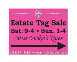 Miss Vickie's Ques