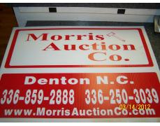 Morris Auction Co