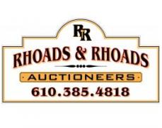 Ron Rhoads Auctioneer