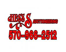 Hess's Auctioneering