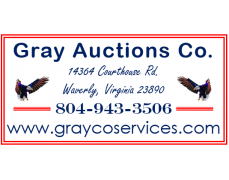 Gray Auctions Co.