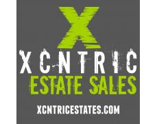 XCNTRIC Estate Sales (Moving+Downsizing Sales) Free In-Home Consult 708-362-1512