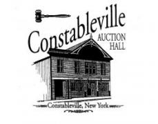 Constableville Auction Hall