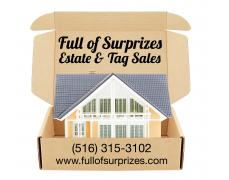 Full of Surprizes Estate & Tag Sales