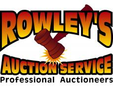 Rowley's Auction Service